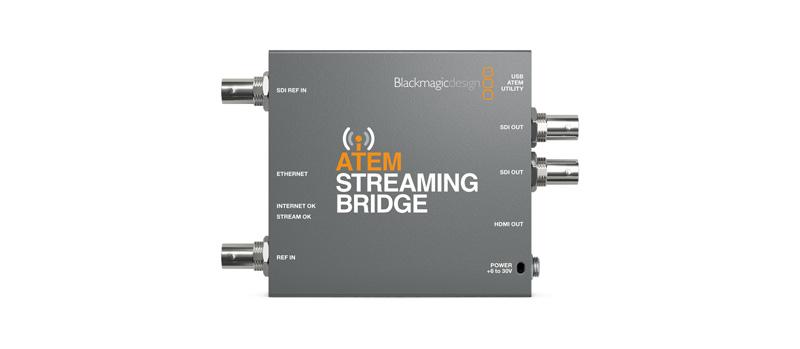 ATEM Streaming Bridge